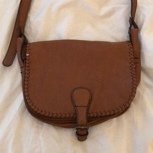 American eagle brown crossbody